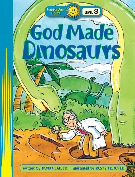 God Made Dinosaurs (Level 3)