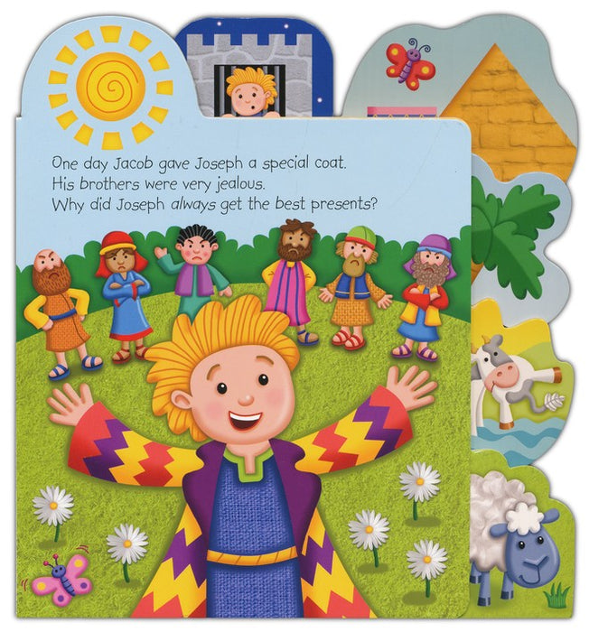 Joseph Tabbed Board Book