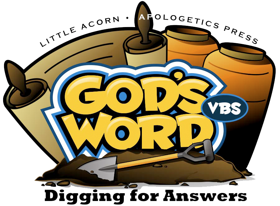 The Bible is God's Word - Digging for Answers VBS Total Package