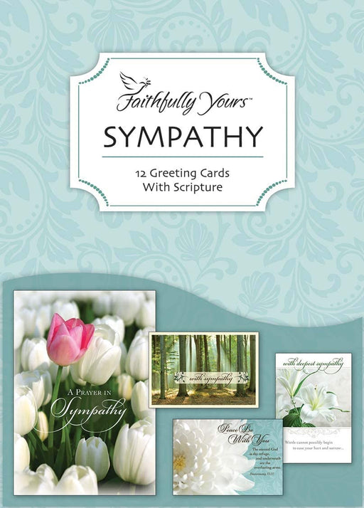 Boxed Cards - God's Promise - Sympathy