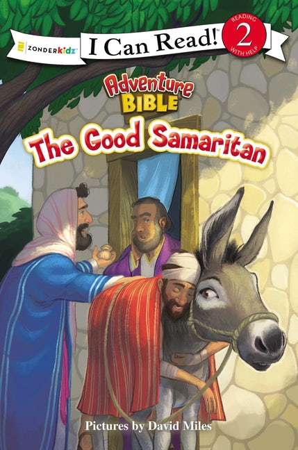 The Good Samaritan - I Can Read 2