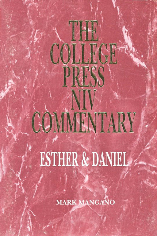 NIV Commentary Series - Esther & Daniel