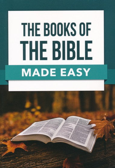 The Books of the Bible Made Easy