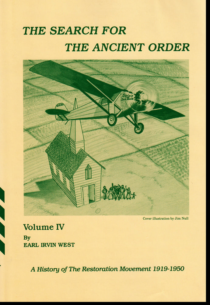 Search For the Ancient Order - 4