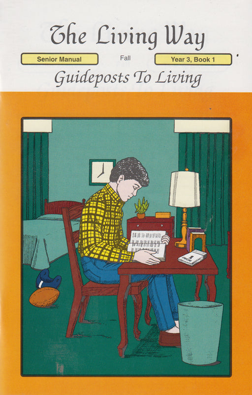 SENIOR 3-1 MAN - Guideposts to Living