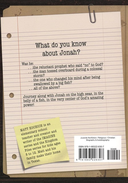 Excerpt: Back Cover