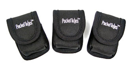 Pocket Tone Soft Carrying Case - Black