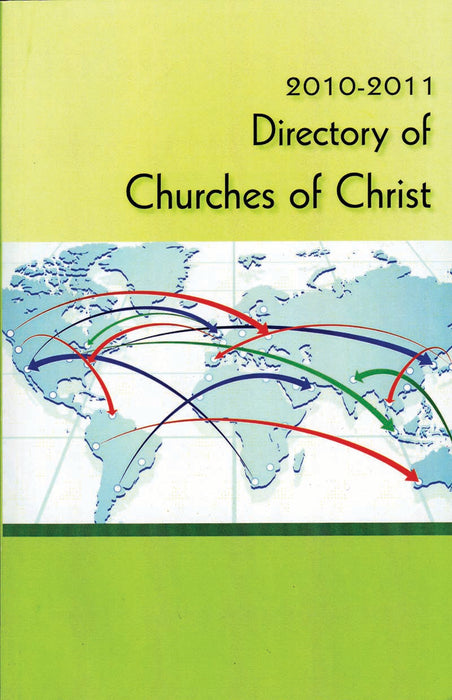 2010-2011 Directory of Churches of Christ