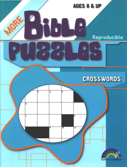 More Bible Puzzles Crosswords
