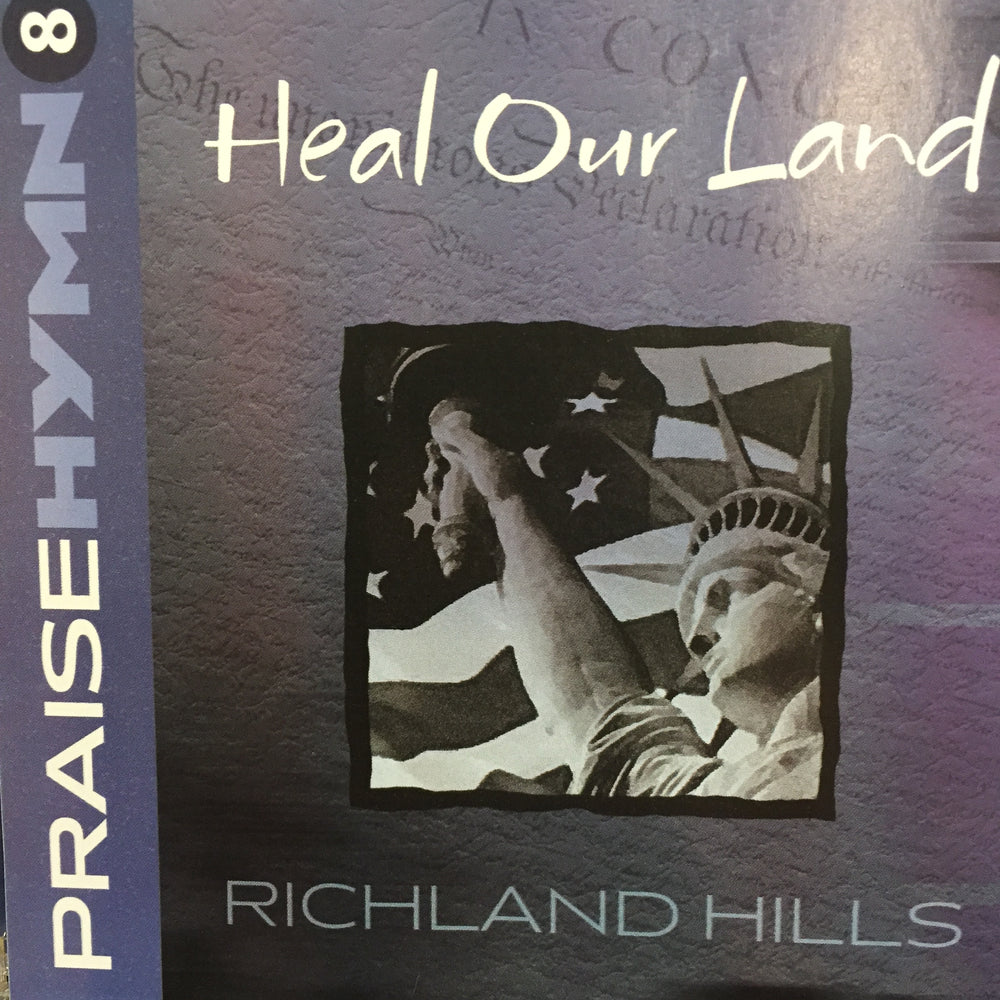 CD - Praise Hymn #8: Heal Our Land