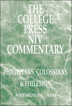 NIV Commentary Series - Philippians, Colossians & Philemon