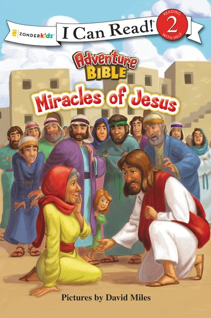 Miracles of Jesus - I Can Read 2
