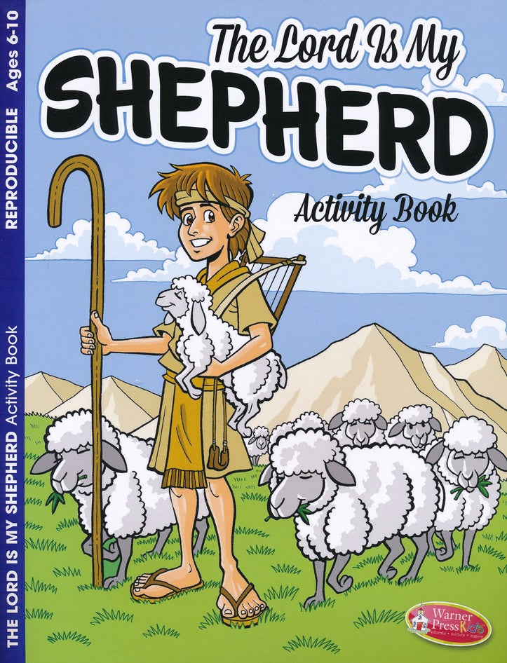 The Lord is My Shepherd Activity Book