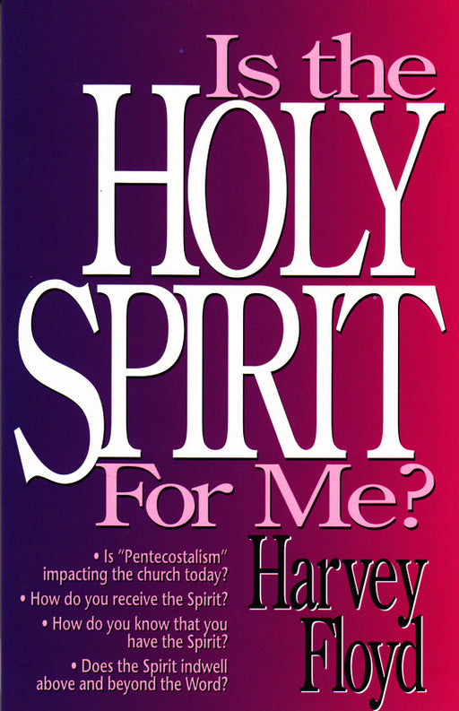 Is The Holy Spirit For Me?