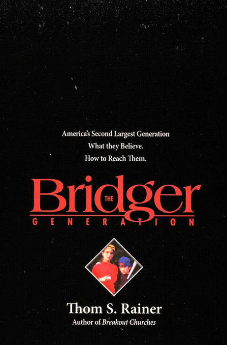 Bridger Generation (Born between 1977-1994)