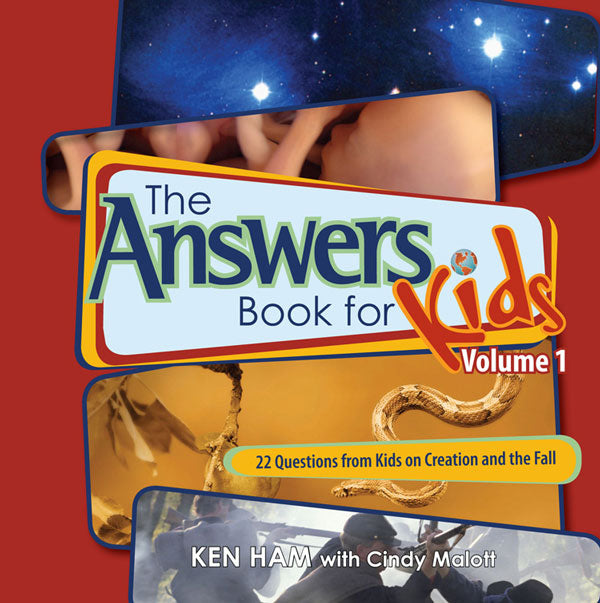 Answers Book for Kids Vol. 1