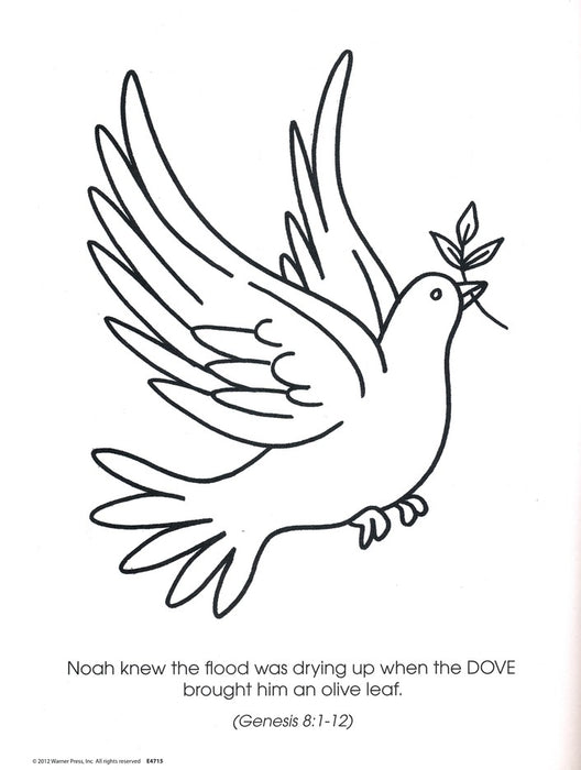 Animals Of The Bible Coloring Book — One Stone Biblical Resources