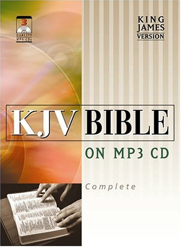 MP3 Audio Bible KJV - with Background Music