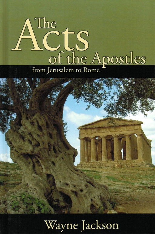 Acts of the Apostles from Jerusalem to Rome