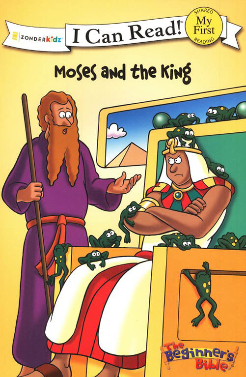 Moses and the King - I Can Read Book