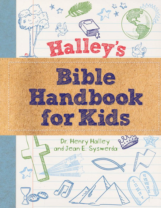 Halley's Bible Handbook for Kids