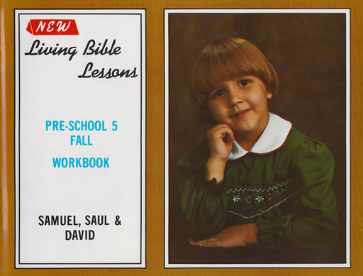 PRESCHOOL 5-1 ST - Samuel - Saul - David