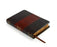 NKJV Large Print Personal Size Reference Bible - Saddle Brown Deluxe LeatherTouch Indexed