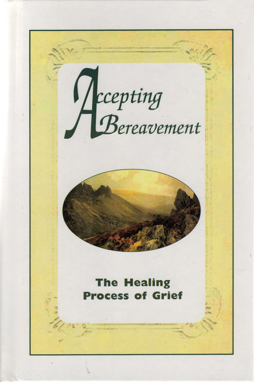 Accepting Bereavement-Hardback
