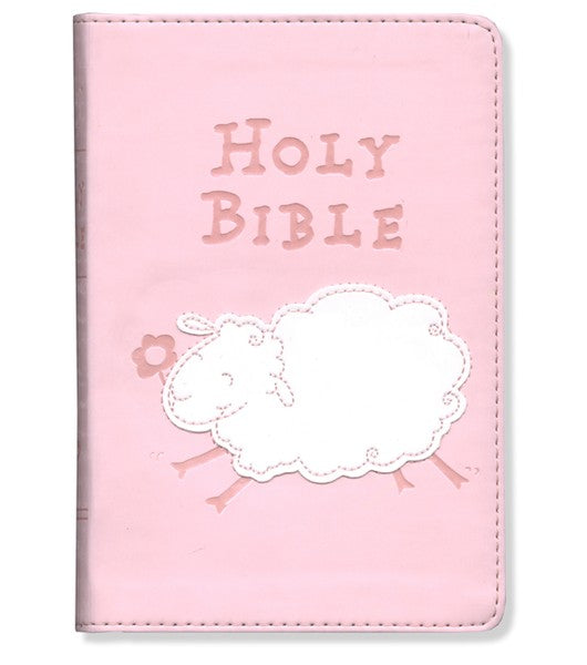 ICB Really Woolly Bible (Pink)