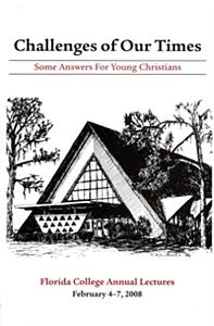 FC Lectures 2008 - Challenges of Our Times: Some Answers for Young Christians