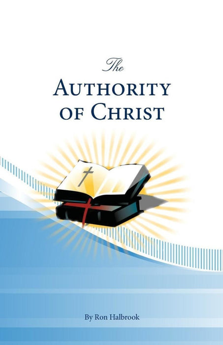 Authority of Christ