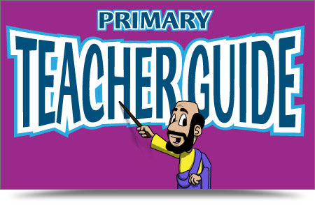 Primary Teacher Guide Unit 3 Lessons 287-312