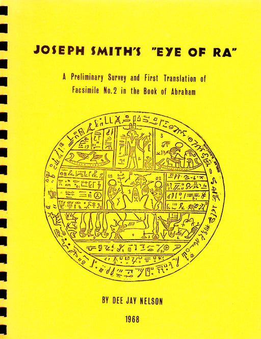 Joseph Smith's 'Eye of RA'