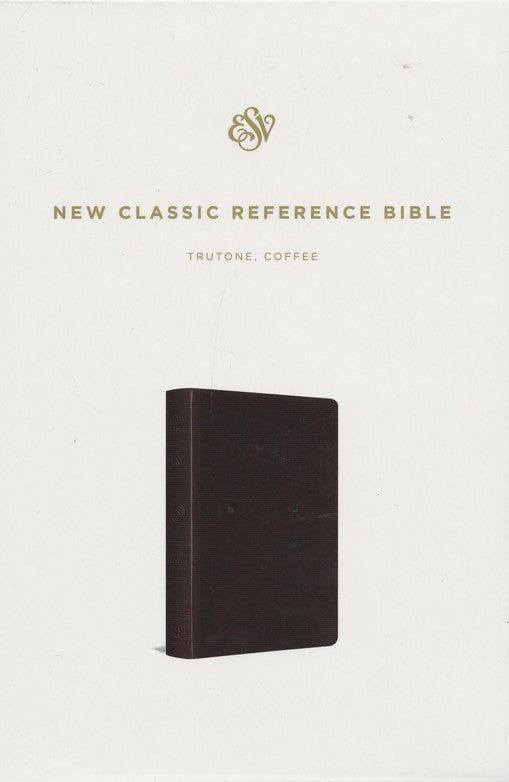 ESV Classic Reference Bible Coffee Trutone