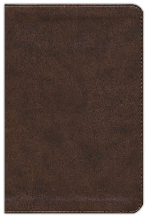 ESV New Testament Brown TruTone