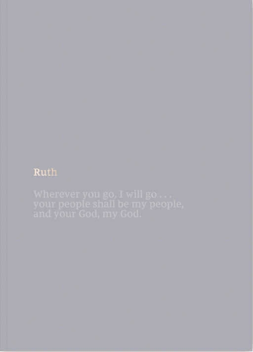 NKJV Scripture Journal Ruth