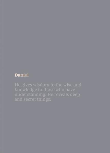 NKJV Scripture Journal Daniel