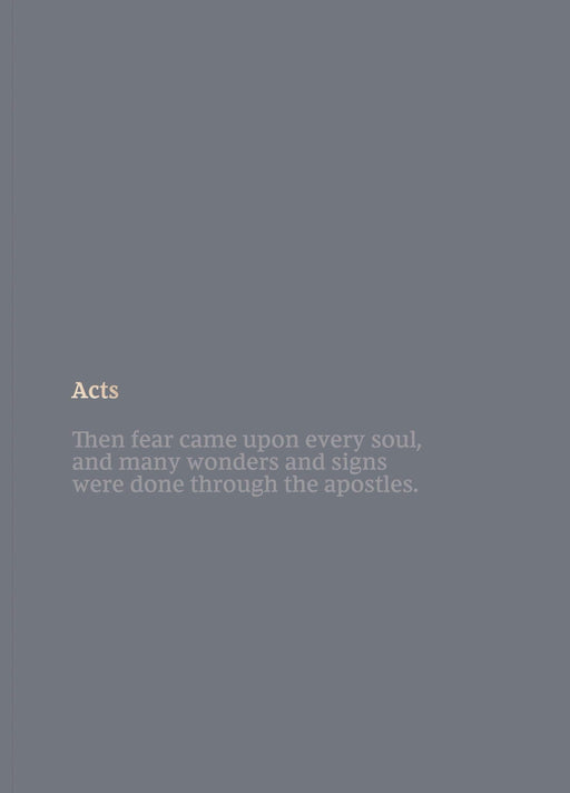 NKJV Scripture Journal: Acts
