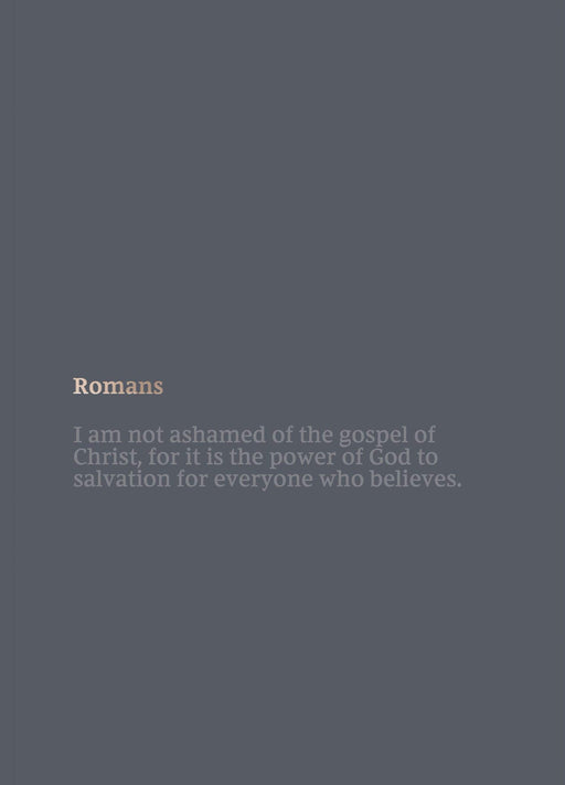 NKJV Scripture Journal: Romans
