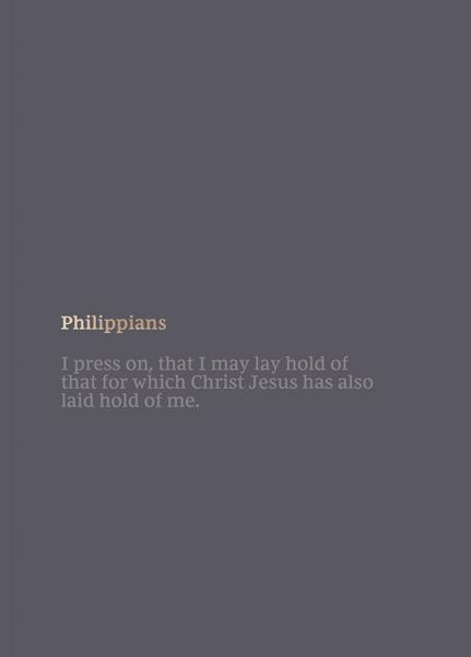 NKJV Scripture Journal Philippians