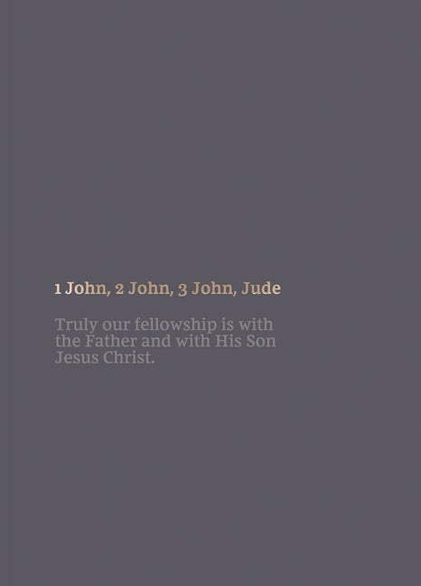 NKJV Scripture Journal  1-3 John & Jude