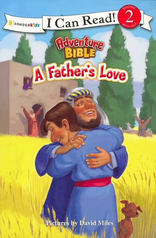 A Father's Love - I Can Read 2