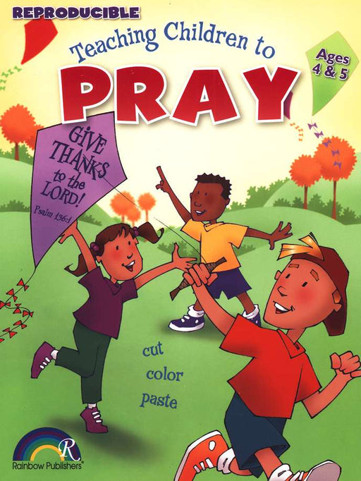 Teaching Children to Pray - Ages 4&5
