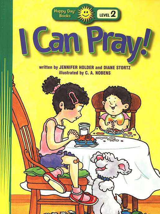 I Can Pray! (Beginning Readers)