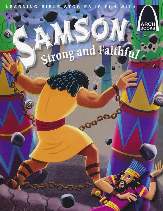 Samson: Strong and Faithful