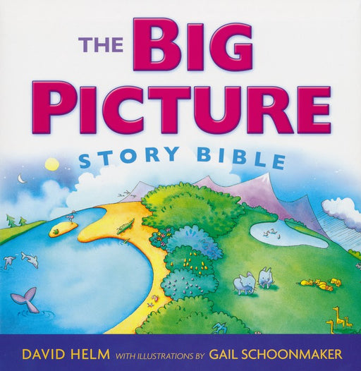 The Big Picture Story Bible, paperback