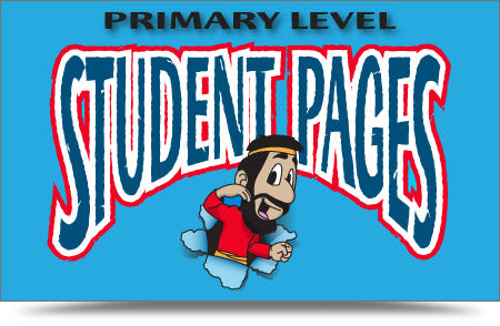 Primary Student Pages Unit 3 Lessons 209-234