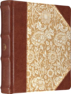 ESV Journaling Bible Antique Floral Bonded