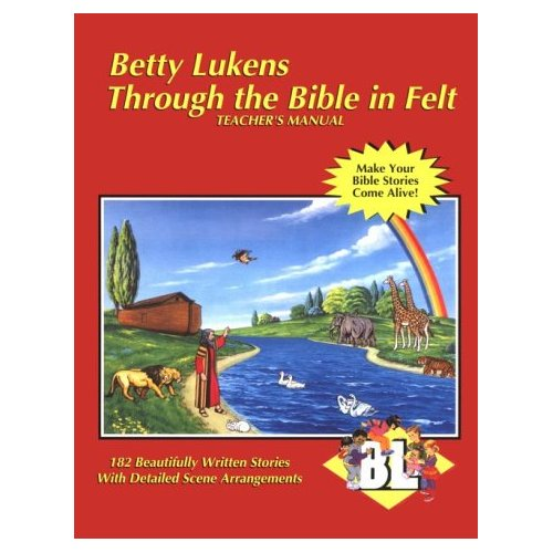 Luken's Bible Story Manual