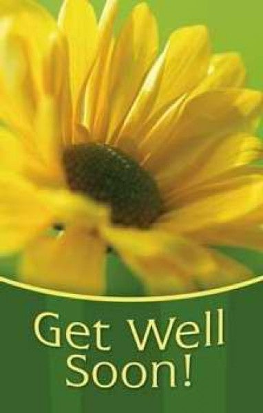 Postcard Get Well Soon!